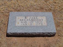 R. Jake Arganbright