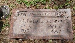 Mildred L Hooper