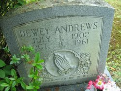 Dewey Andrews