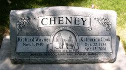 Katherine <i>Cook</i> Cheney