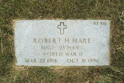 Robert Howard Hare