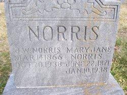 John William J.W. Norris