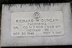 Corp Richard Winerfred Duncan