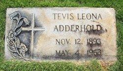 Tevis Leona Adderhold