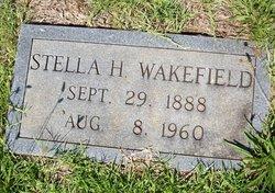 Stella H <i>Wakefield</i> Hammond
