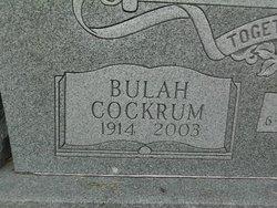Bulah Mae <i>Cockrum</i> Field