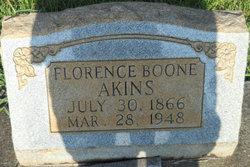 Florence Boone Akins