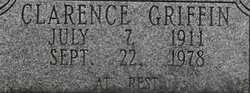 Clarence Griffin