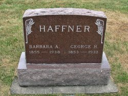 Barbara A <i>Leyh</i> Haffner