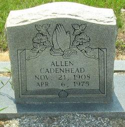 Allen Cadenhead