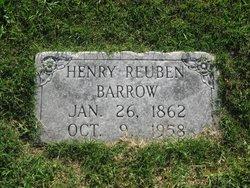 Henry Reuben Barrow