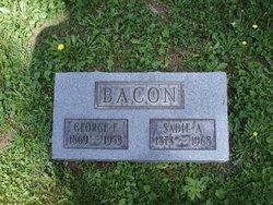 Sadie A. <i>Urey</i> Bacon