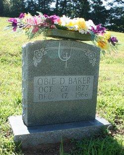 Obie D. Baker