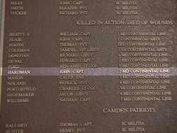 Capt John Hardman