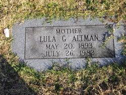 Lula <i>Grey</i> Altman