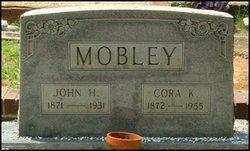 John Hampton Mobley