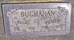 Nadie <i>Denney</i> Buchanan