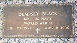 Dempsey Homer Black