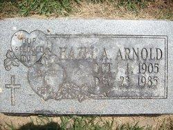 Hazel Alton <i>Riddle</i> Arnold