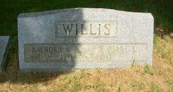 Raymond A. Willis