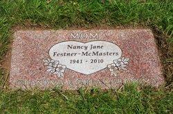 Nancy Jane <i>Festner</i> McMasters-Aguirre