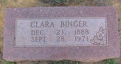 Clar Binger