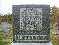 Sarah Louisa <i>Brooks</i> Alexander