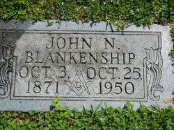 John Newton Blankenship