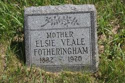 Elsie Ruth <i>Veale</i> Fotheringham