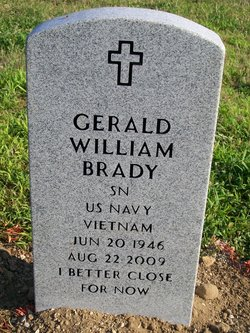 Gerald William Brady