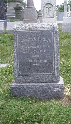 Thomas S Fernon