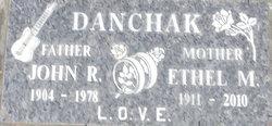Ethel Emma Marie <i>Drebing</i> Danchak