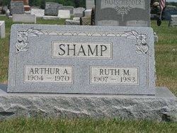 Arthur A Shamp