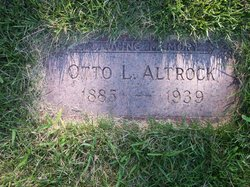 Otto L Altrock