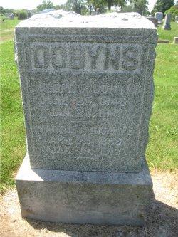 Harriet Hattie <i>Hardesty</i> Dobyns
