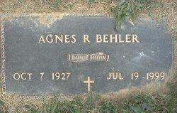 Agnes R Behler