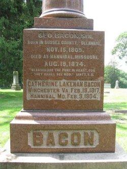 George Bacon, Sr