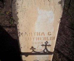 Martha Jean <i>Cook</i> Sutherlin