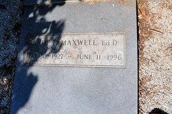 Clyde <i>Fernie</i> Maxwell