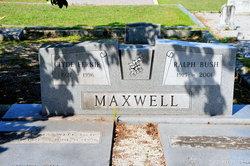 Ralph B. Maxwell, Sr