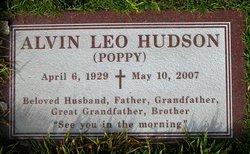 Alvin Leo Hudson