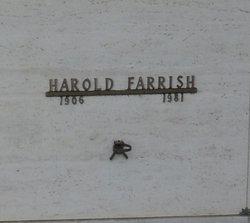 Harold Farrish