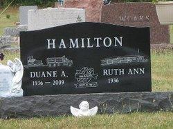 RuthAnn Hamilton