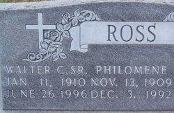Philomene Frances <i>Fisher</i> Ross