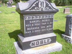 Miranda <i>Ackley</i> Noble