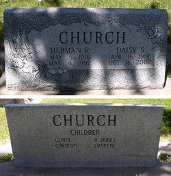Herman R Church