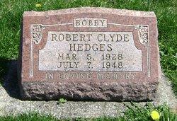 Robert Clyde Bobby Hedges