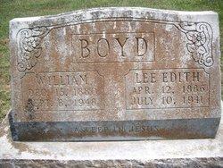 Lee Edith Boyd