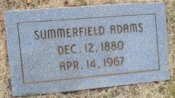Summerfield Adams