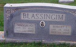 Robert L Blassingim
